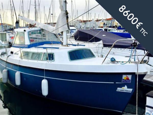 Occasion bateau pêche Kirie Fifty 23