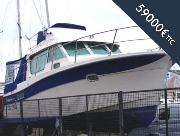 bateau moteur occasion Ocqueteau Range Cruiser 975