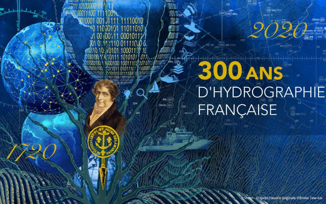 300 ans anniversaire Shom