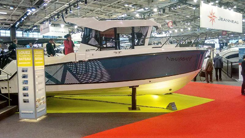 Quicksilver 805 Pilothouse : idéal pour la pêche