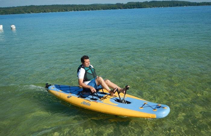 Kayak gonflable Hobie Mirage i9S