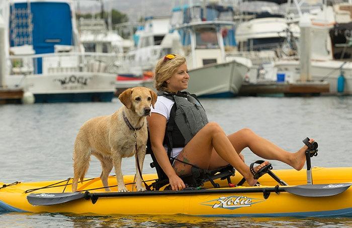 Kayak gonflable Hobie Mirage i12s