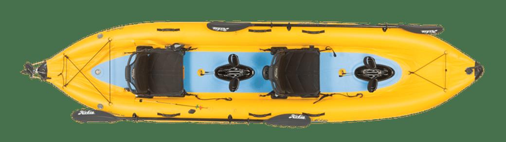 Kayak gonflable Hobie Mirage i14t