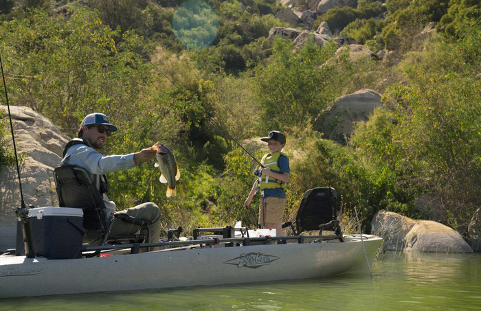 Kayak Hobie Mirage Pro Angler 17T