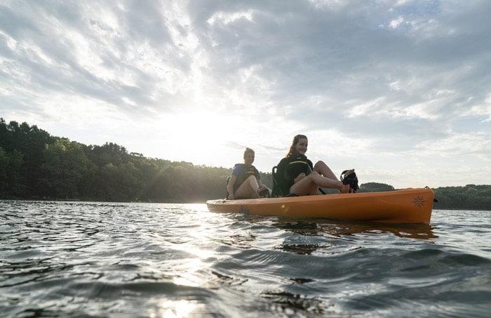 Kayak Hobie Mirage Compass Duo