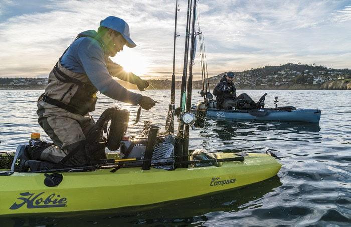 Kayak Hobie Mirage Compass