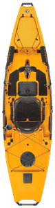 Kayak de pêche Hobie Mirage Pro Angler 12