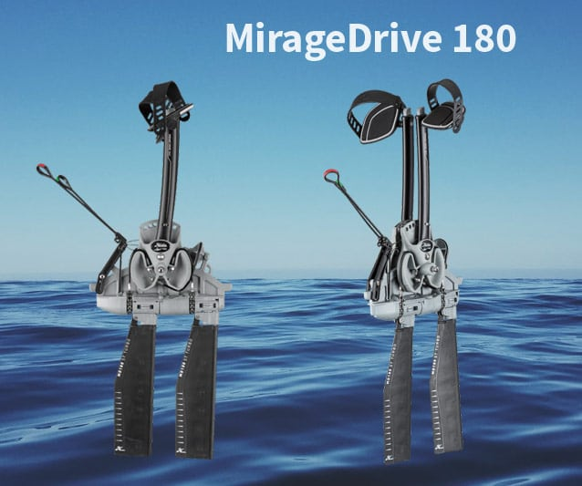 MirageDrive 180