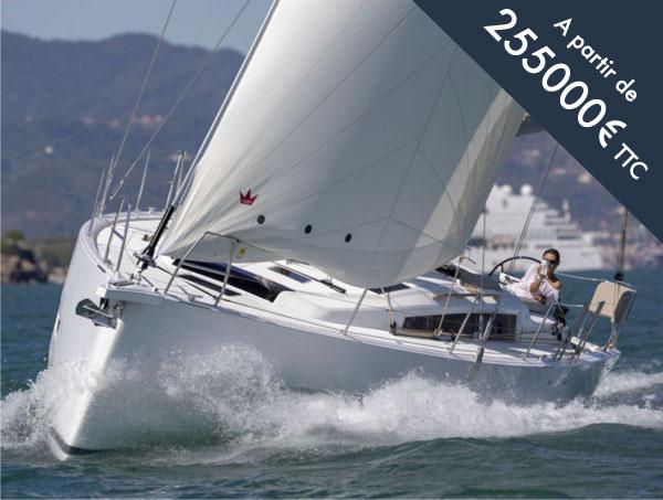 Dufour 430