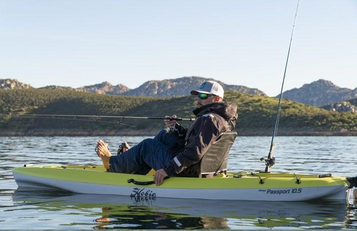 Kayak Hobie Mirage Passport 10.5