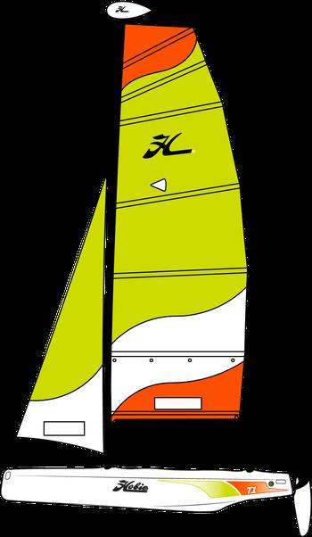 Catamaran Hobie T1