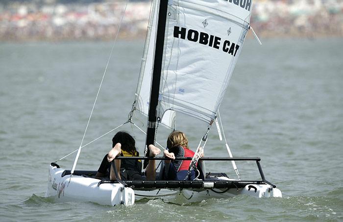 Catamaran Hobie Catsy