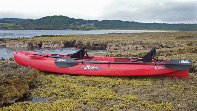 Hobie Kayak à pagaie KONA