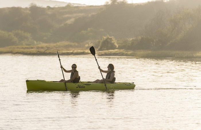 Hobie Kayak double à pagaie ODYSSEY
