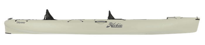 Hobie Kayak double à pagaie ODYSSEY Dune