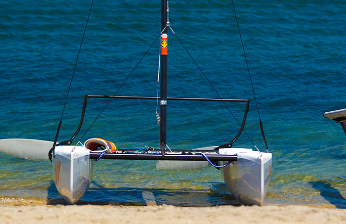 Catamaran Hobie Wave