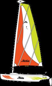 Catamaran Hobie Bravo