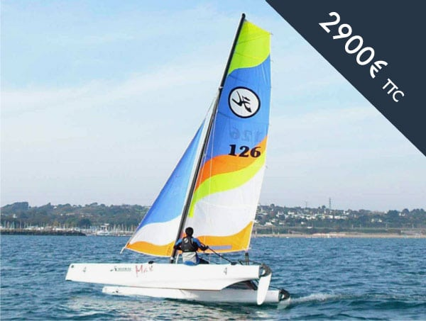 Catamaran Occasion Hobie Cat Max