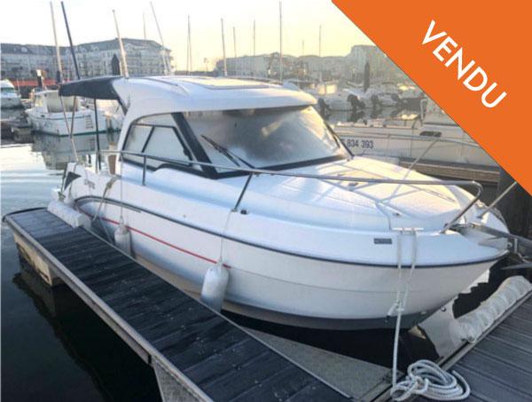 bateau moteur occasion Beneteau Antares 7 OB