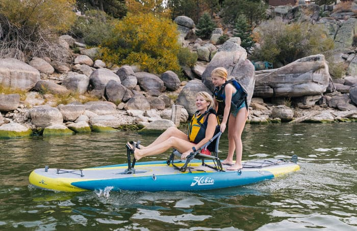 Kayak Hobie iTrek 11