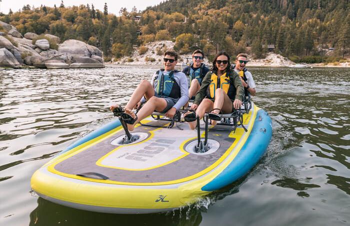 Kayak Hobie iTrek Fiesta