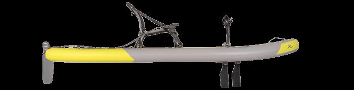 Kayak Hobie iTrek 9 vue de coté