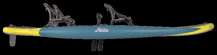 Kayak Hobie iTrek Fiesta side view