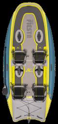 Kayak gonflable Hobie iTrek Fiesta