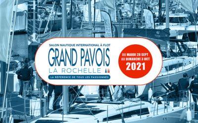 Rendez-Vous au Grand Pavois La Rochelle 2021 !